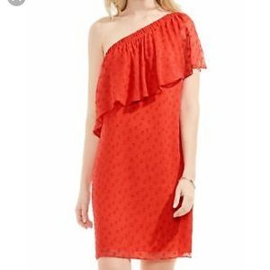NWT Vince Camuto one-shoulder dress